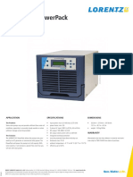 Lorentz Pp4000 Ac Powerpack Manual En