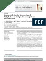 Consenso de oculoplastica para distonias faciales