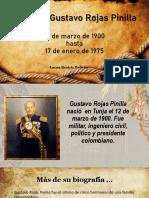 Unidad 7 Gustavo Rojas Pinilla - Laura Beatriz Beltrán