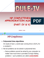NP COMPLETE & APPROXIMATION.ppt