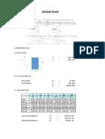 Lampiran - Perhitungan Pilar P11A