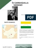 Unidad 6 Tomás Carrasquilla - Diego Alejandro Correa