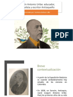 Unidad 6 Joaquín Antonio Uribe - Verónica Bedoya