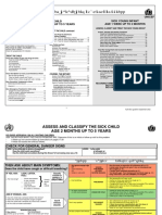 IMCI Chart Booklet