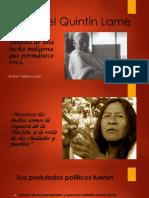 Unidad 6 Manuel Quintín Lame - Evelyn Tatiana López