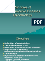 Epidemiology of communicable Diseases (2)