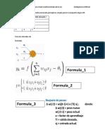 Manual de usuario de las rede neuronale perceptron simple para la compuerta lógica OR