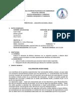 VOLUMETRIA-ACIDO-BASE
