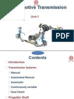 Auto transmission ATE