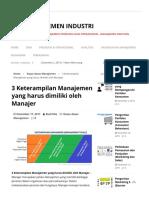 3 Keterampilan Manajemen yang harus dimiliki oleh Manajer.pdf