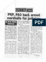 Peoples Tonight, Jan. 27, 2020, PNP, PAO back armed marshalls for judiciary.pdf