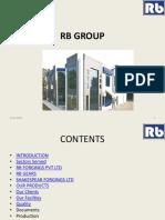 RB FORGING PRESENTATION FOR EDSCHA [Autosaved] 23 Dec 2019.pptx
