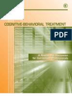 Cognitive Behavioral