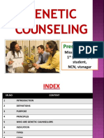 GENETIC COUNSELING PPT