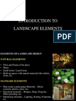 Unit I_Introduction to Landscape Elements