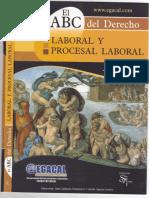 LABORAL Y PROCESAL LABORAL