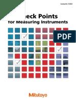 Measuring_Instruments maintenance_Mitutoyo