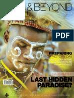Bali & Beyond Magazine December 2010 edition