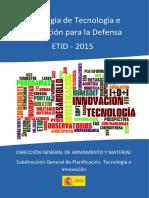 estrategia-tecnologia-innovacion-defensa-ETID-2015
