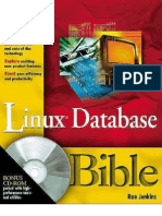 Linux Database Bible