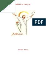 MESSA DI PASQUA Antonio Parisi