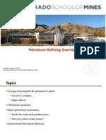 Grassroot Refinery Economics.pdf
