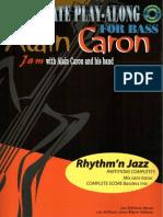 Alain Caron - Rhythm'n'Jazz