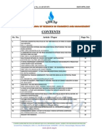 Abstracts of Vol-1_issue-4 of IJRCM