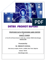 DETAIL  PROJECT REPORT