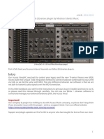 Access VirusHC User Manual