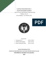 laporan IPA 3 adaptasi