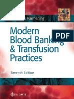 Modern Blood Banking & Transfusion Practices 7th Ed.pdf
