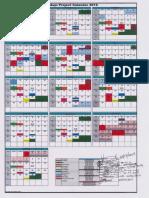 Medupi Project Calendar 2019 Signed