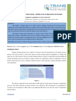 Research Paper on Analytics