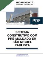 Sistema Construtivo Com Pré-Moldado Em São Miguel Paulista