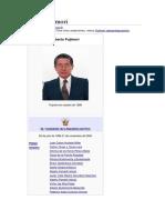Alberto Fujimori 2