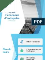 Chap.1. Economie d'entreprise LP1-IFACE