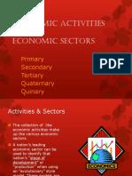 Economi Activities