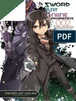 Sword Art Online Progressive - LN 02