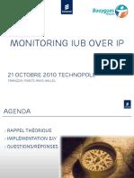 2010-10-21 Monitoring Iub over IP