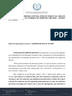 Falta Grave - não homologação - ilegalidade do PAD - ausência de provas