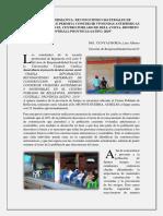 ARTICULO PERIODISTICO _BELLAVISTA V