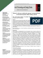 33. Marek's disease outbreak among vaccinated flock of broad breasted white turkey breed.pdf