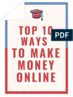 TOP 10 Ways to Make Money Online in 2020