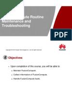 FusionCompute V100R003C10 Routine Maintenance and Troubleshooting V1.1.pdf