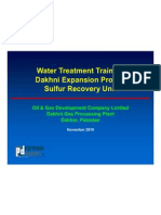 Water Treatment Training
