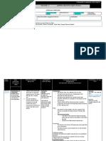 forward planning document english year 2