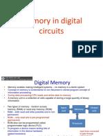 EC-104 Digital memory
