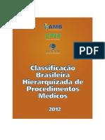 CBHPM 2012 M