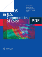 Victoria Cargill, Kevin A. Fenton (auth.), Kimberly Y. Smith, M. Keith Rawlings, Bisola Ojikutu, Valerie Stone (eds.) - HIV_AIDS in U.S. Communities of Color-Springer-Verlag New York (2009)